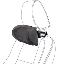 New car pillow for back pain adjustable car headrest head pillow