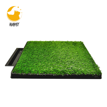 Artificial Grass Rug Turf for Dogs Indoor Outdoor Grass for Dogs Potty Training Area Patio Lawn Decoration