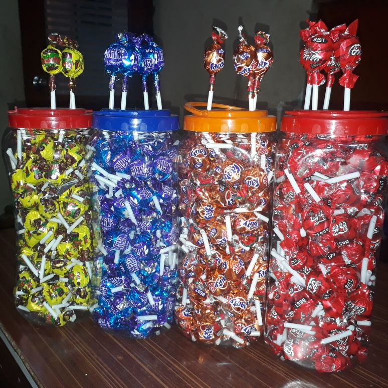 Top Selling Bubble Gum Lollipop Supply in Bulk at Wholesale Price