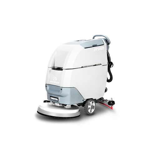 Electric Driving scrubber Industrial Street Road Floor Cleaning Sweeper machine AR-S5