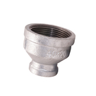 Pipe Fittings Pipe Fitting Socket Reducing Galvanized Malleable Iron Pipe Fittings Female Female Reducing GI Socket
