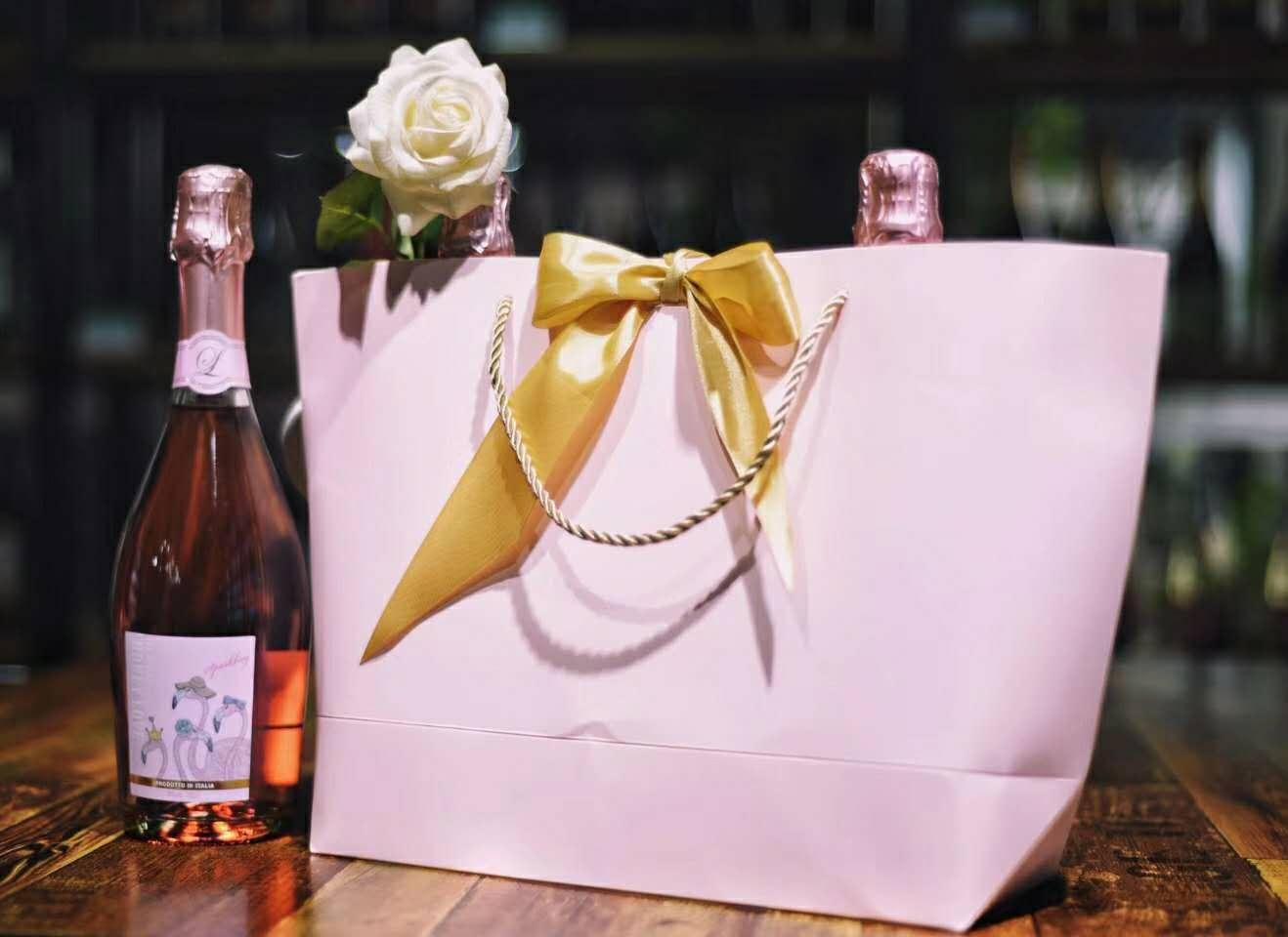 Высшее качество, Москато, розовый, Собственная Марка, испанское блестящее Вино оптом