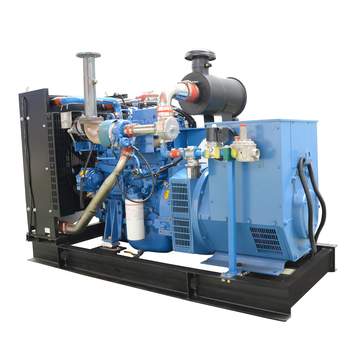 CE approved 70kw generator natural gas for electricity generation