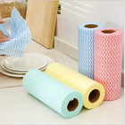 Eco Friendly Paper Towel Super Absorbent Reusable Eco Friendly Paper Towel Multipurpose Washable Kitchen Wipes