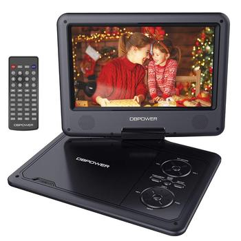 DBPOWER TV DVD Player Portable HD Portable DVD Player