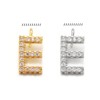 E(gold or rhodium plated)