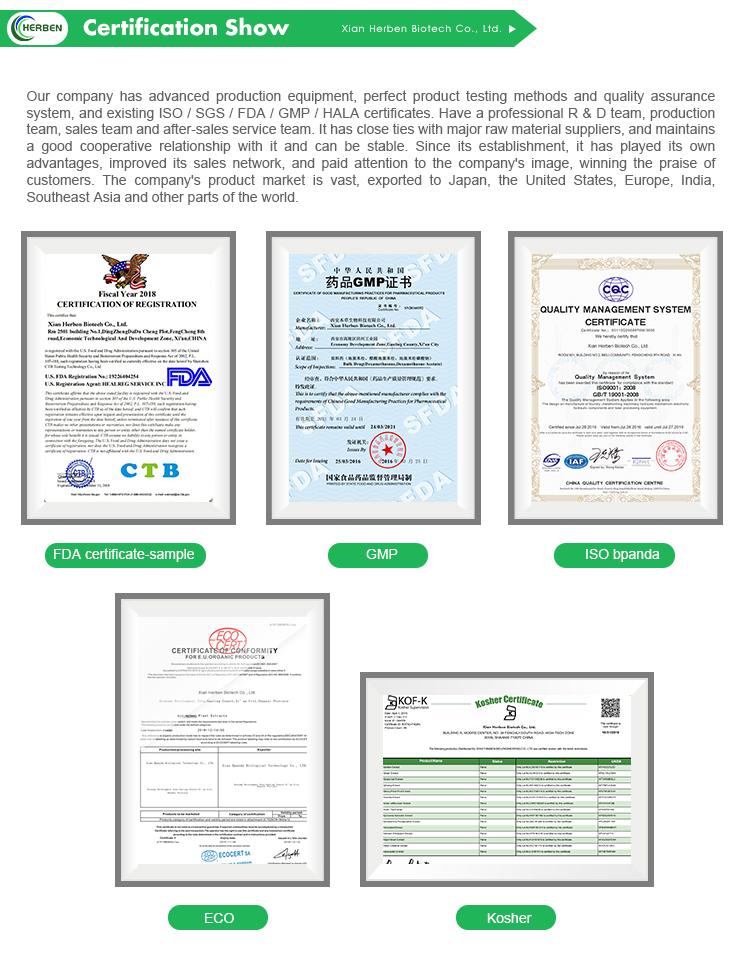 High Quality CAS 1094-61-7 beta-nicotinamide mononucleotide 99% NMN