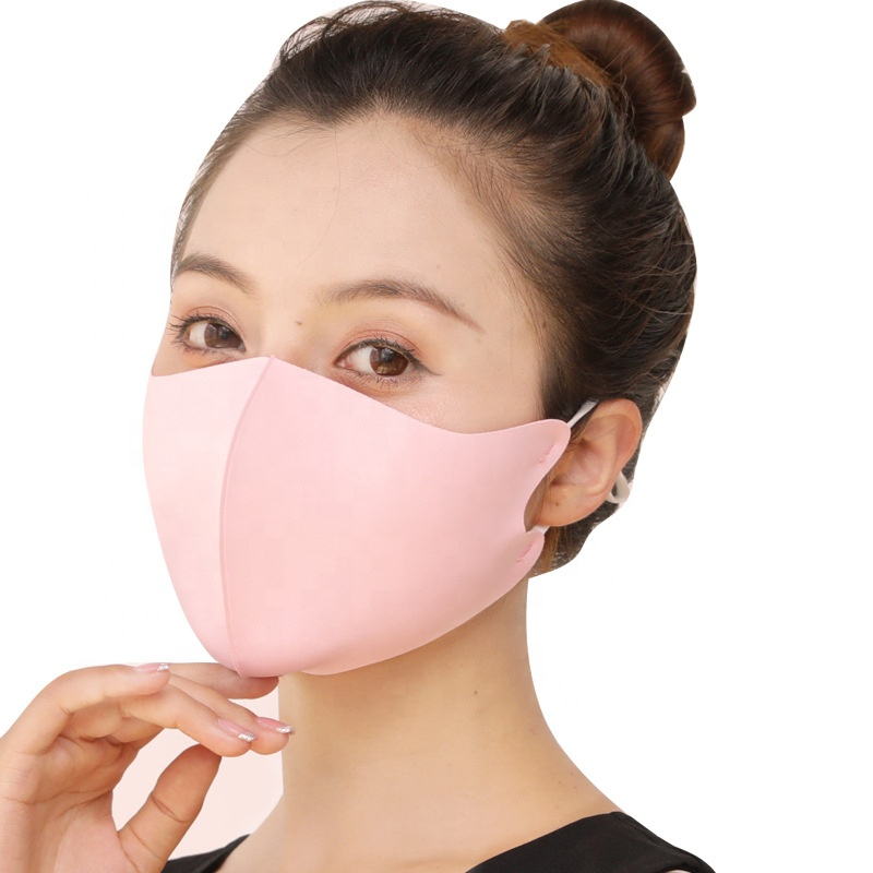 Face Mask Facial Mask Reusable Cloth Print AC-18 New Korea Cotton Arrival Custom - KingCare | KingCare.net