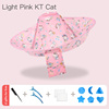Licht Rosa KT Katze-11 geschenke für freies