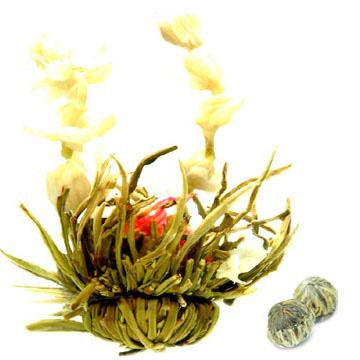 Beautiful Craft Scented Tea Flower Love At First Sight Blossom Tea Flowers Blooming Tea - 4uTea   4uTea.com