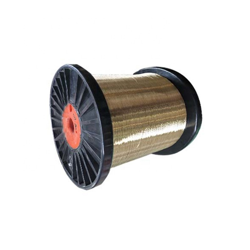 Hot selling Brass coated steel wire rubber hose steel wire with discount