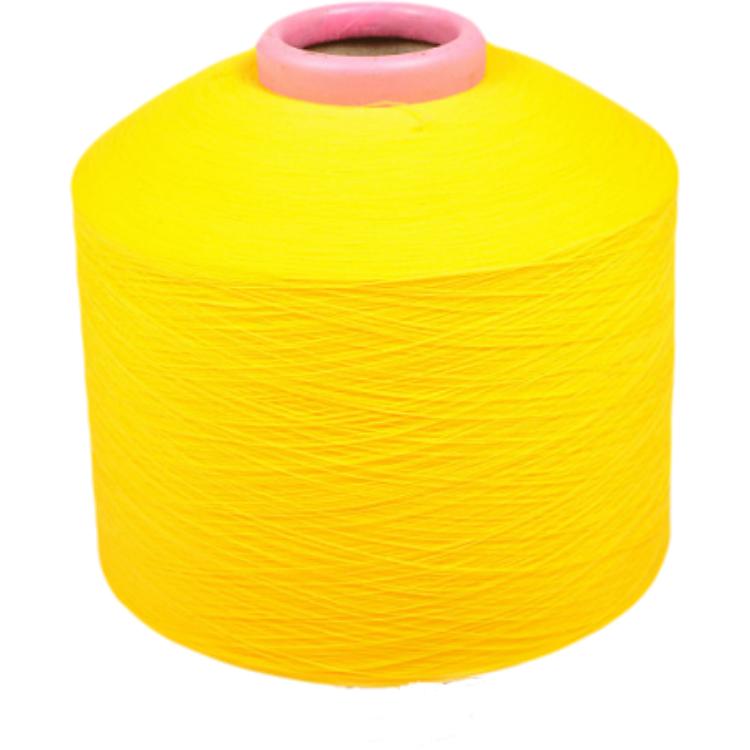 PP DTY textured yarn Colors 120D Polypropylene yarn Polypropylene filament yarn For Sock