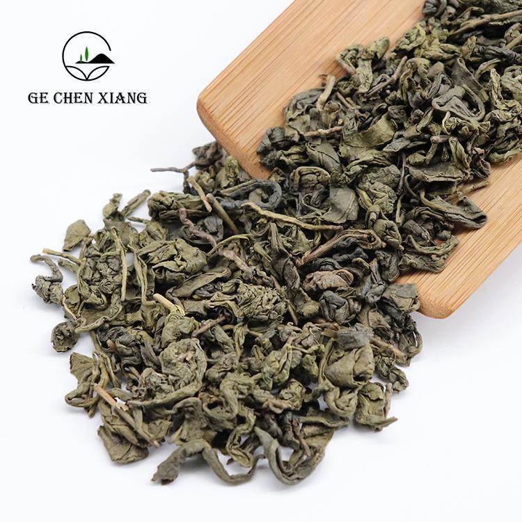China organic gunpowder green tea 9375 for EU standar - 4uTea | 4uTea.com