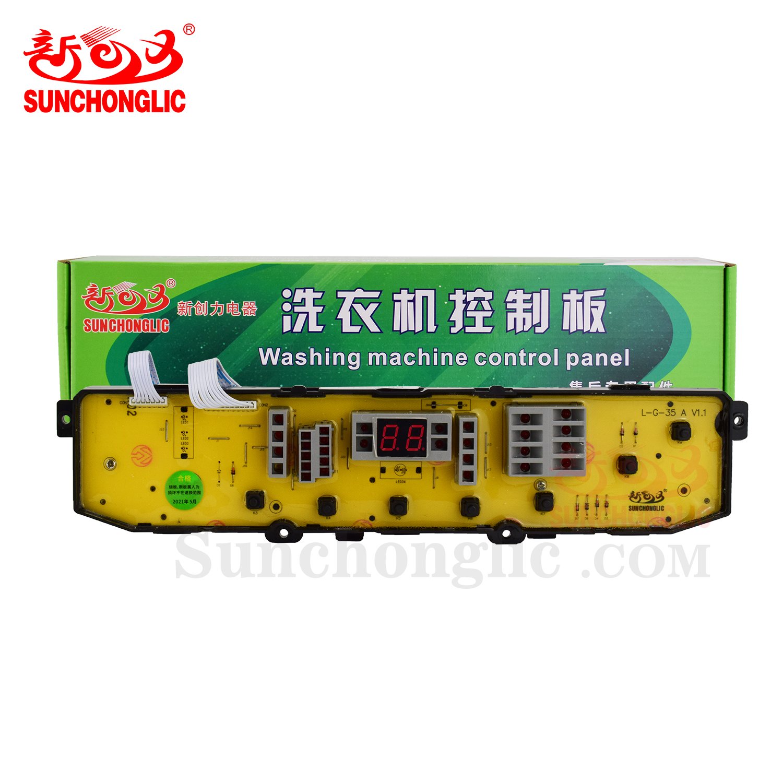 Sunchonglic Lg Universal Washing Machine Spare Parts Computer Pcb Control Board for XQB60-98SF Washer