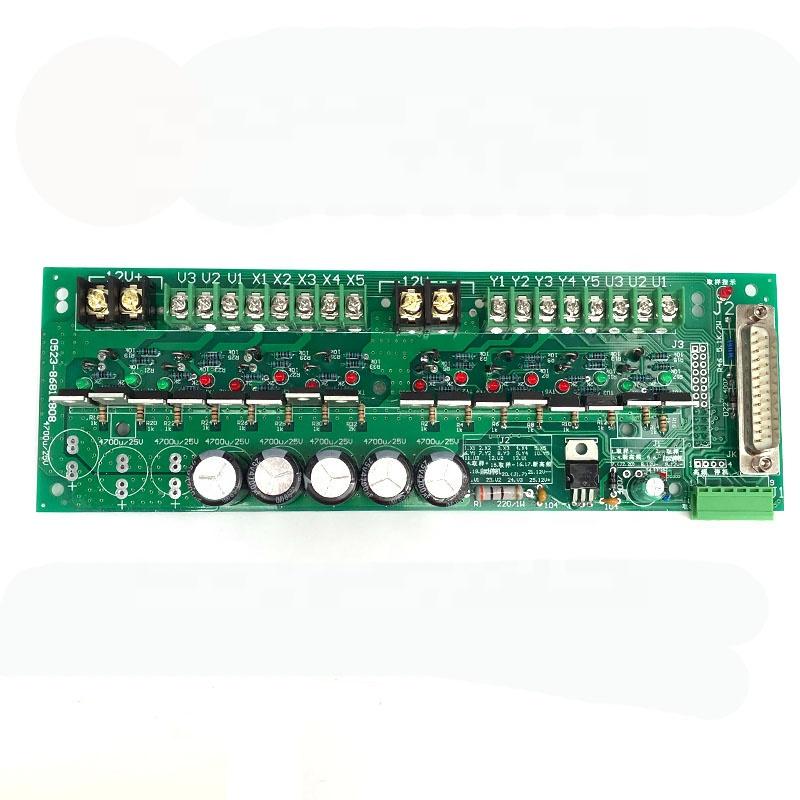 EDM Cabinet Drive Board Control Program System Card for CNC EDM Wire Cutting Machine
