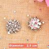 White 2.5 cm style 8