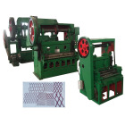 Good price expanded metal mesh making Decorative net machine