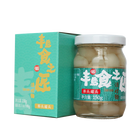 hot sale pickled vegetables 150g canned Chinese bulbous onion in glass jar
