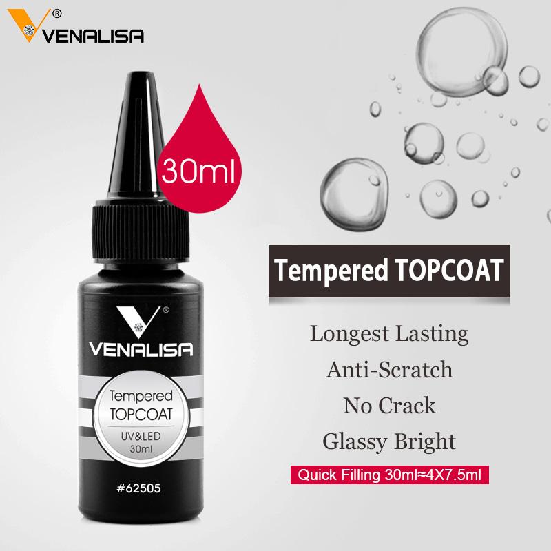 hot sale high quality no clean tempered topcoat high gloss no wipe nail art gel polish topcoa 30ml nails matte topcoat basecoat