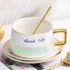 Tea set B