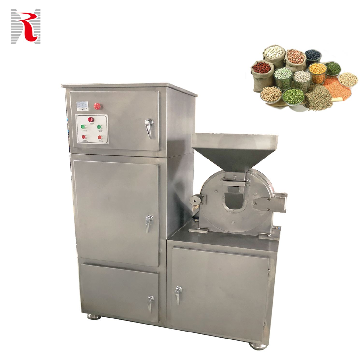 SF-30B Automatic Made In China SF Series Herb Medicine Powder Universal Pulverizer Price
