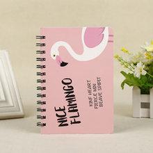 Kawaii Coil Sketchbook Agenda 2020 2021 еженедельник спиральный блокнот для школы канцелярские принадлежности для офиса подарок для девочек(Китай)