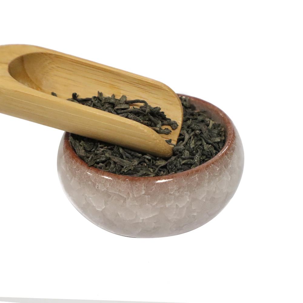 rolled roasted dark private label green tea Price for Sale Azawad Lion Chunmee Quality OEM Brand - 4uTea   4uTea.com
