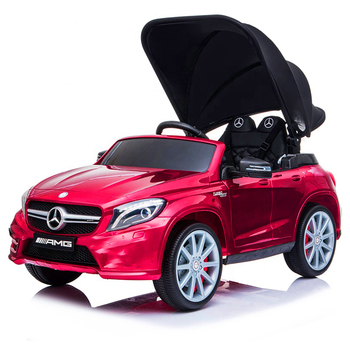 Mercedes Benz Licensed 12v Electric Ride On Car Kids Cars Toy For Wholesale