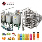Manufacturer in Shanghai Fruit Multifunctional Beverage Processing Machine Product Line
