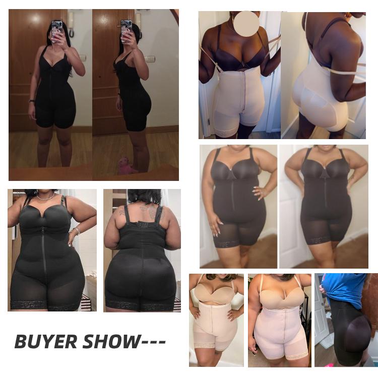 Abdomen Control Plus Size Hexin Leggings Shapewear Women Body Shaper Underwear Tummy Control Butt Lifter Panties