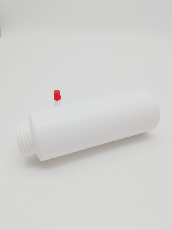bottle manufacturer 2oz 3oz 4oz 8oz PE boston round recycling plastic bottle with sprays