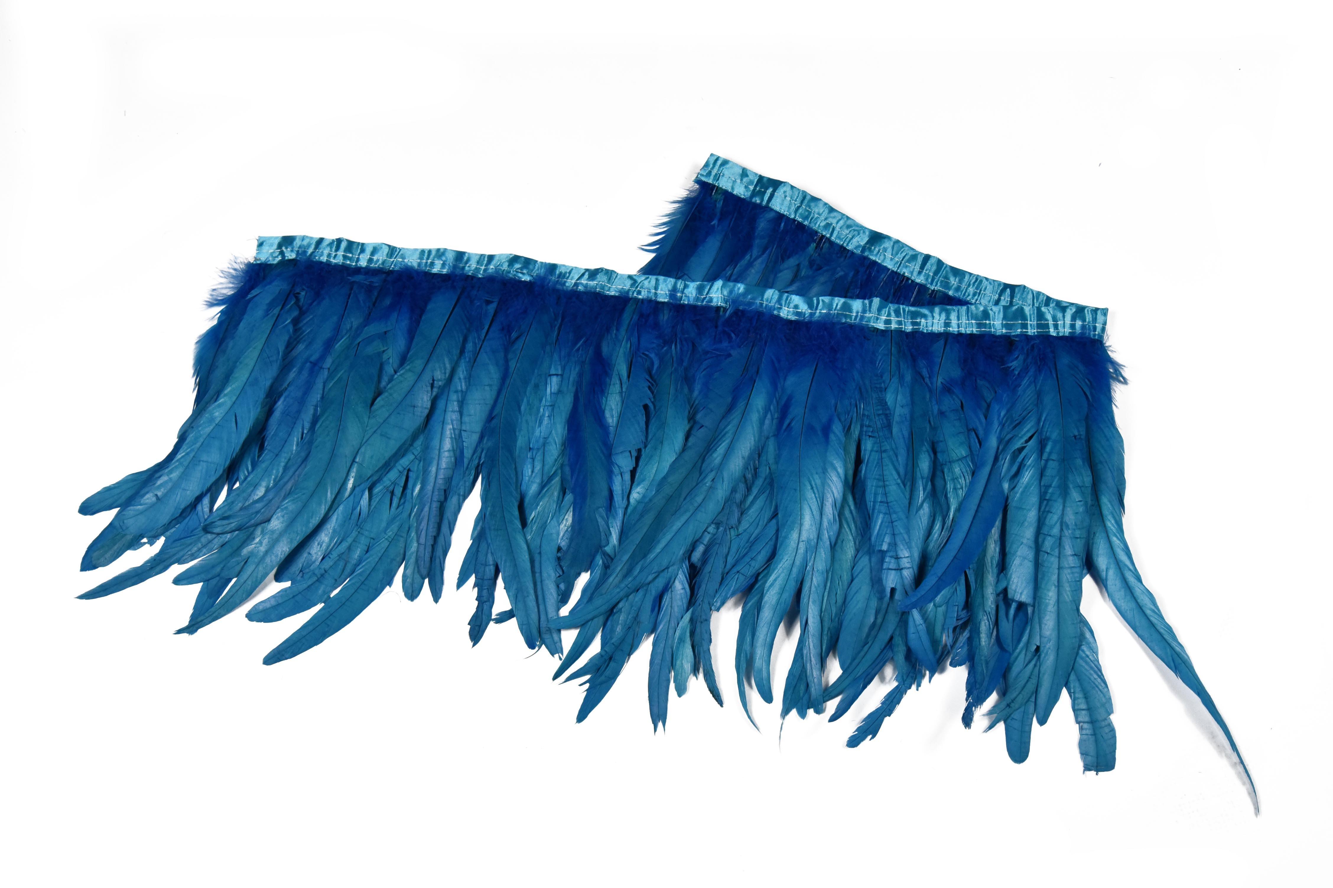 Различные модели от производителя, полубронзовый чехол с хвостом и перьями, отделка петушиной бахромой