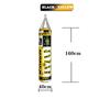 Hitam-Kuning 140cm