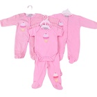 Baby Clothes Aoyatex New Born Baby Clothes Romper Jumpsuit Romper Baby Romper Set