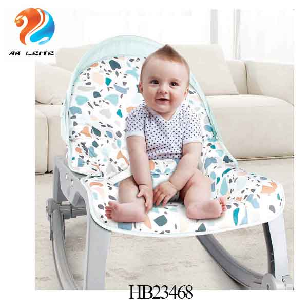 Amazon hot sale Wholesale Baby multifunction Pacific Pebble rocking chair with music and vibration baby Indoor outdoor play set