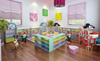Preschool kids library design