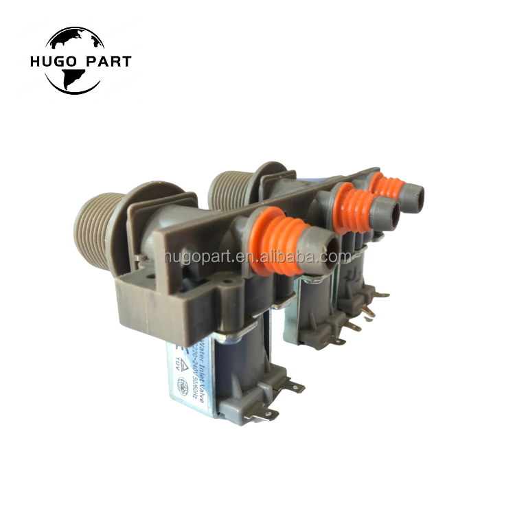 Original equipment manufacturer washing machine water inlet valve replace for replacement water inlet valve