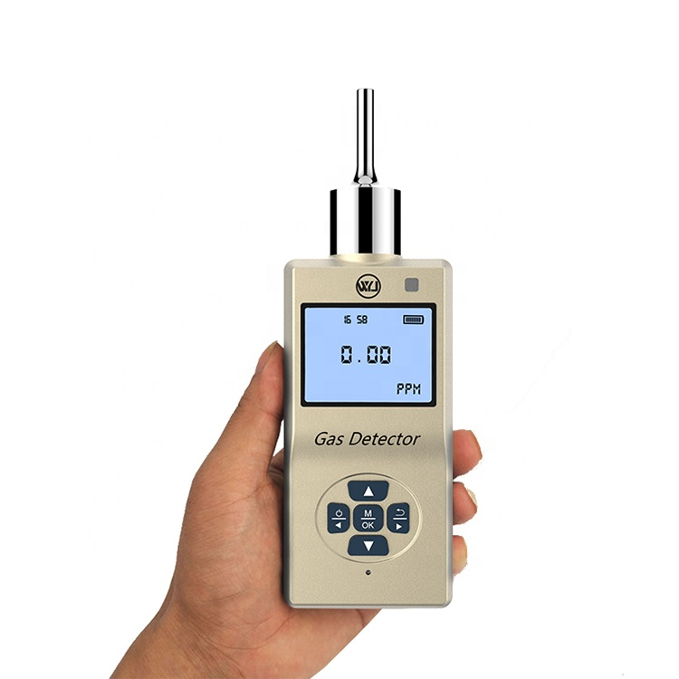 high precision 100PPM portable ozone meter testing O3 gas concentration analyser