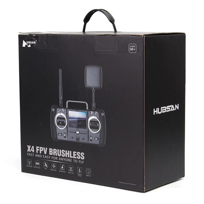 Hubsan h501s x4 Pro 5,8G FPV Бесщеточный Дрон с 1080P HD Дрон