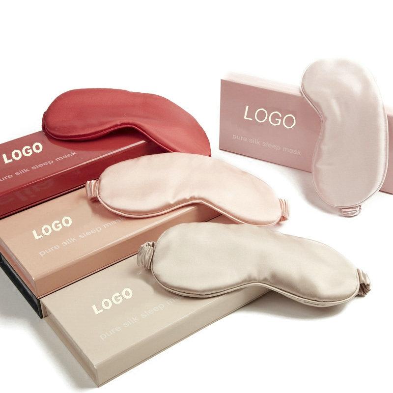 OEKO-Tex100 22 мм 100% натуральная шелковая маска для сна, шелковая маска для сна