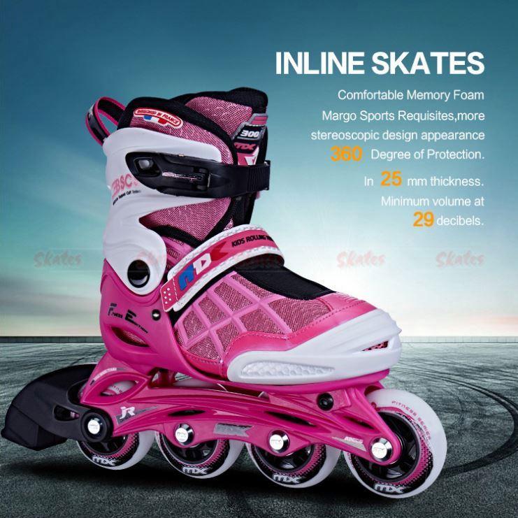 MX KF300 регулируемый цветной пластиковый корпус Встроенный скейт