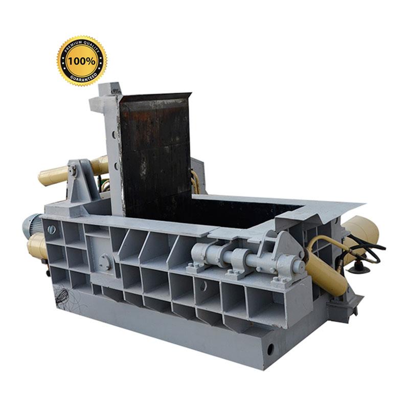Hydraulic Mobile Scrap Metal Car Baler