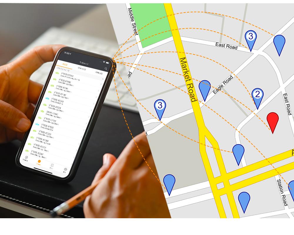 GPS Tracker System 7