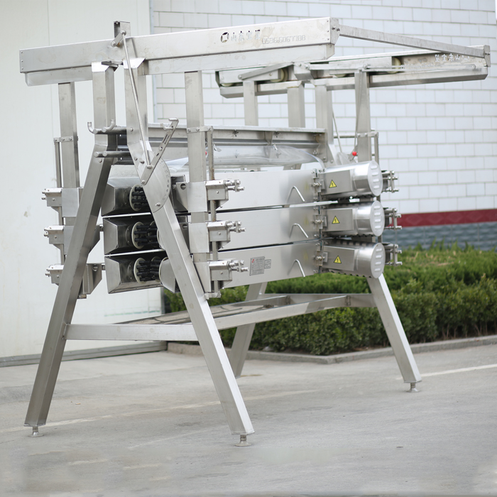 Halal Small Poultry Slaughterhouse Manufacturer Chicken Slaughter Equipment Machine Slaughtering Chickens House Plant For Sale