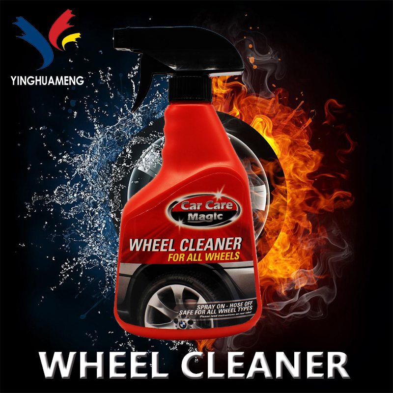 Hot sale top quality Car cleaning products Wheel Cleaner safe for all wheel types