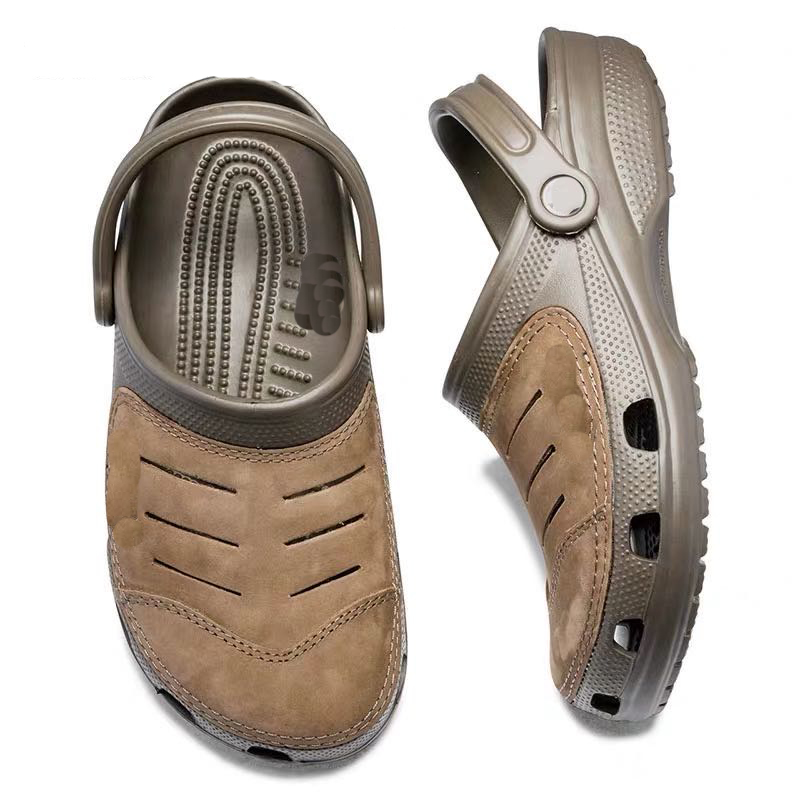 Mens Colorful Casual Clogs Beach Sport Sandal Mules Slippers Clogs Garden Waterproof Summer OEM youkon literide clogs