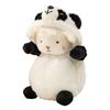 Blanc et noir panda