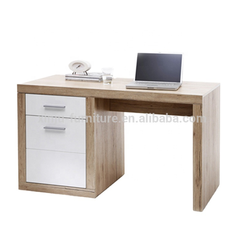 Wooden Home Office Single Computer Desk Buy Wooden Desk Single Computer Desk Home Desk Product On Alibaba Com