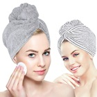 Towel Bamboo For Quick Dry Microfiber Towel Super Absorbent Bamboo Fiber Towel Wrap Hair Drying For Women