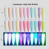 glow in dart jelly gel